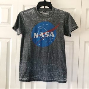 SOLD-Fifth Sun NASA Graphic Tee Size S